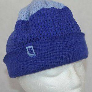 Herschel Kids Cold Weather Baby Beanie Hat Polyester Navy Blue Size 6-18 Months